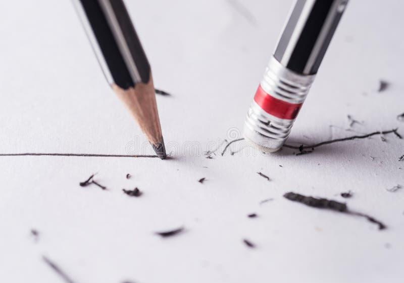 Γράψτε και σβήστε στοκ φωτογραφίες με δικαίωμα ελεύθερης χρήσης