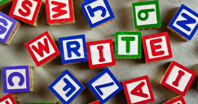 γράψτε στοκ εικόνα με δικαίωμα ελεύθερης χρήσης