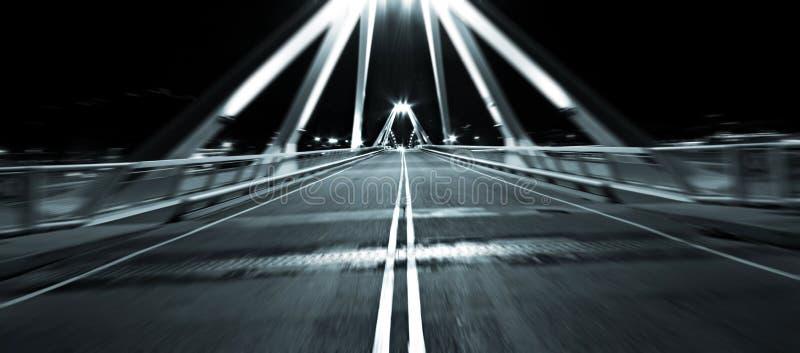 γρήγορη κίνηση γεφυρών στοκ εικόνα με δικαίωμα ελεύθερης χρήσης