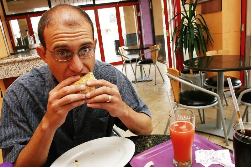 γρήγορο φαγητό στοκ φωτογραφία με δικαίωμα ελεύθερης χρήσης