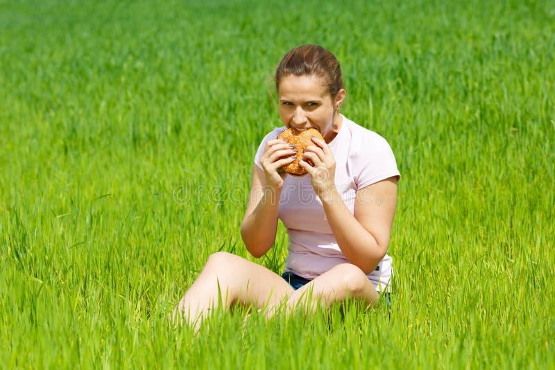 Γρήγορο φαγητό στοκ εικόνα με δικαίωμα ελεύθερης χρήσης