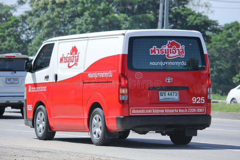 Download Γρήγορο φορτηγό παράδοσης εκδοτική εικόνα. εικόνα από αγγελιαφόρος - 62709845