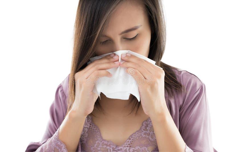 Γρίπη και κρύο στοκ εικόνες με δικαίωμα ελεύθερης χρήσης