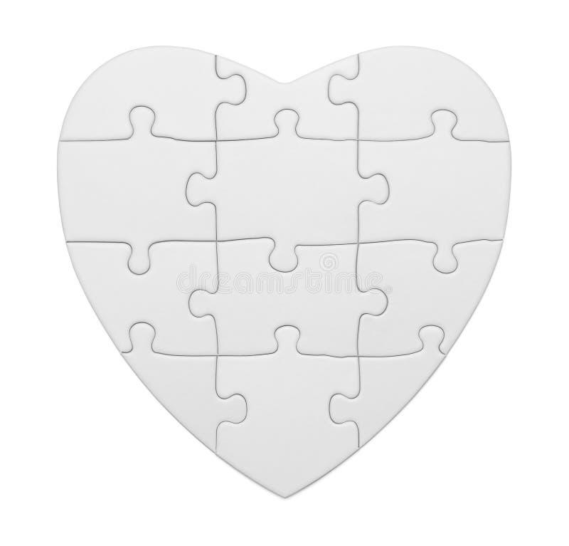 Γρίφος καρδιάς στοκ εικόνες