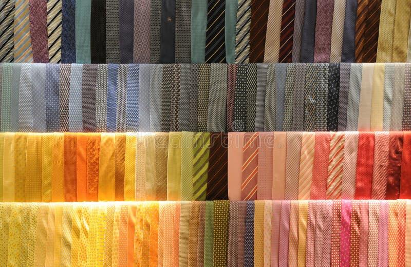 γραβάτες στοκ φωτογραφία με δικαίωμα ελεύθερης χρήσης