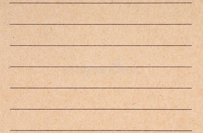 Γραμμές σε χαρτί στοκ εικόνες με δικαίωμα ελεύθερης χρήσης