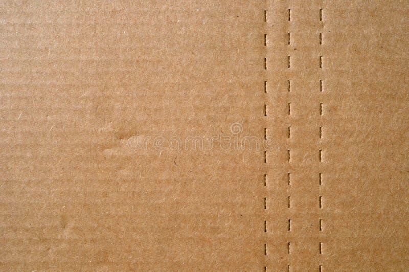 γραμμές χαρτονιού που δι&alph στοκ εικόνες με δικαίωμα ελεύθερης χρήσης