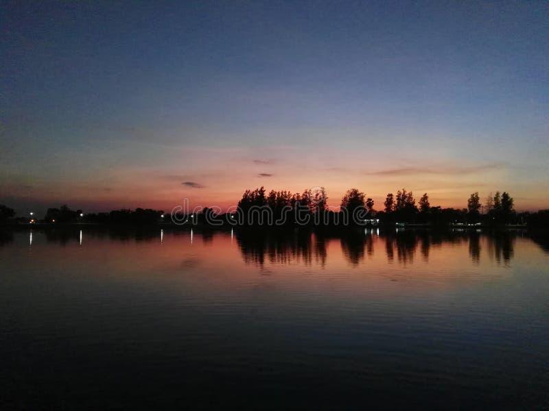Γραμμή ουρανού στοκ φωτογραφία
