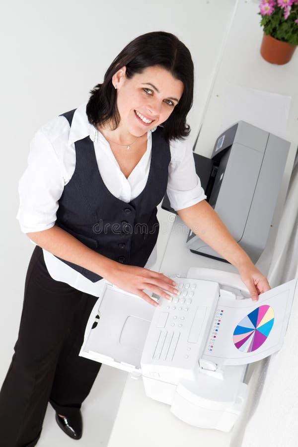γραμματέας στοκ εικόνες