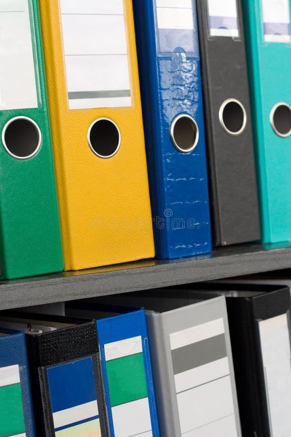 γραμματοθήκες αρχείων στοκ φωτογραφία με δικαίωμα ελεύθερης χρήσης