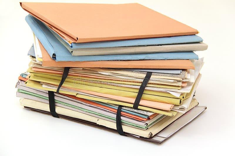 Γραμματοθήκες γραφείων στοκ εικόνες με δικαίωμα ελεύθερης χρήσης