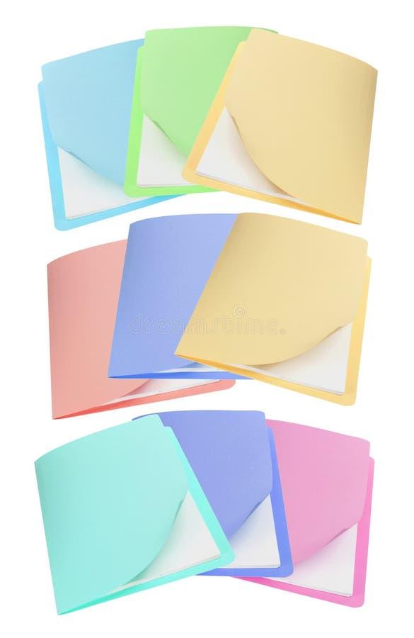 Γραμματοθήκες της Μανίλα στοκ φωτογραφίες με δικαίωμα ελεύθερης χρήσης
