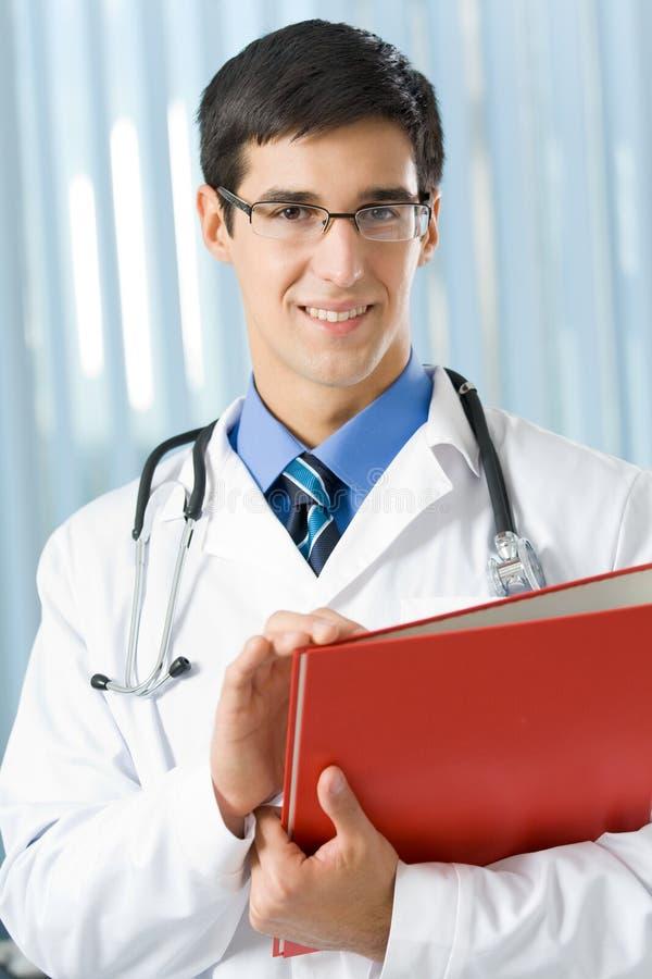 γραμματοθήκη γιατρών στοκ φωτογραφία