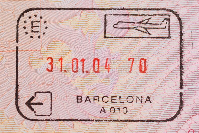 γραμματόσημα εισόδων στοκ φωτογραφίες με δικαίωμα ελεύθερης χρήσης