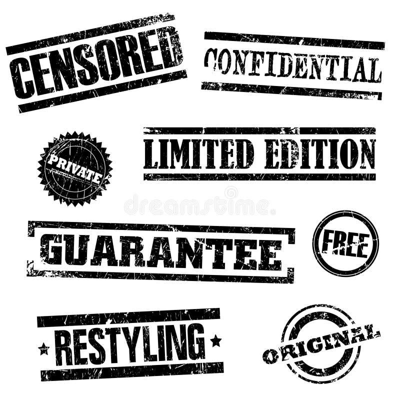 γραμματόσημα απεικόνιση αποθεμάτων
