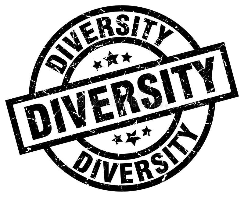 Γραμματόσημο ποικιλομορφίας ελεύθερη απεικόνιση δικαιώματος