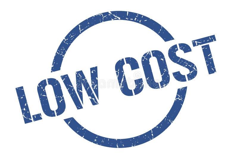 Γραμματόσημο χαμηλότερου κόστους απεικόνιση αποθεμάτων