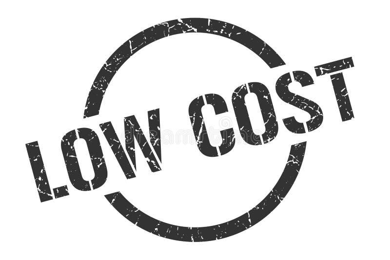 Γραμματόσημο χαμηλότερου κόστους ελεύθερη απεικόνιση δικαιώματος