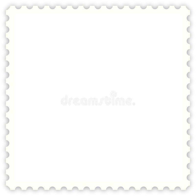 Γραμματόσημο ελεύθερη απεικόνιση δικαιώματος