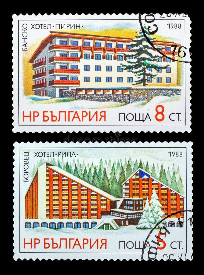 Γραμματόσημο στοκ εικόνα