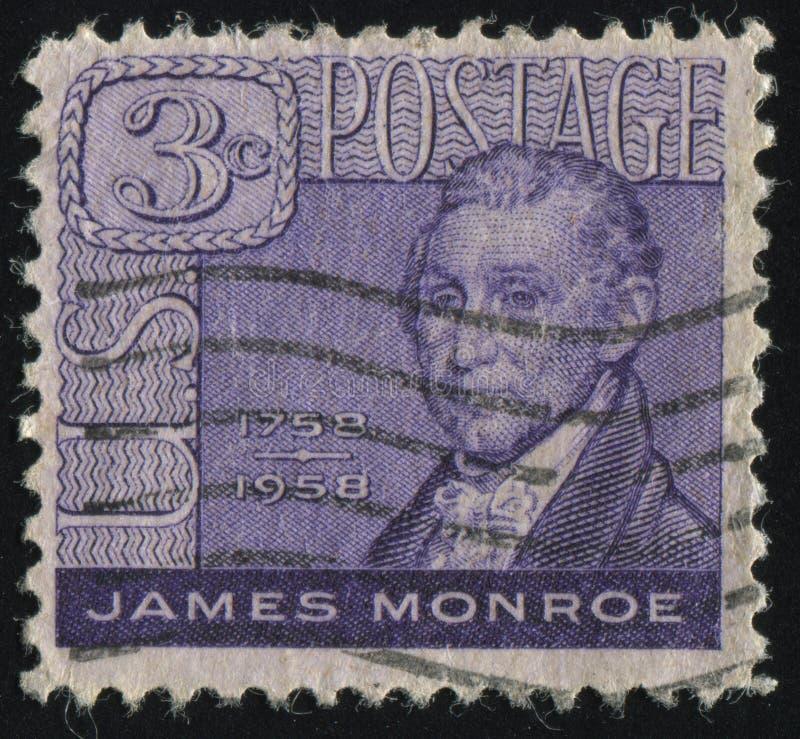 Γραμματόσημο στοκ εικόνες με δικαίωμα ελεύθερης χρήσης