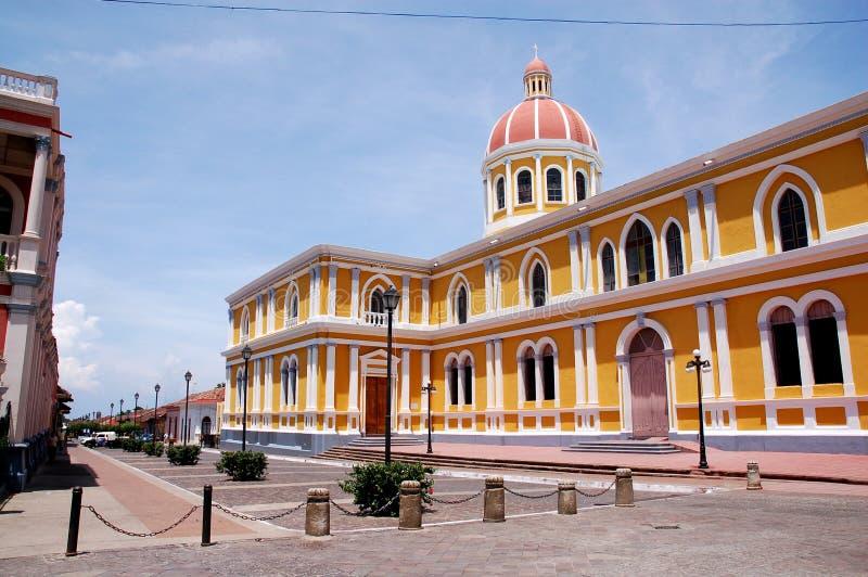 Γρανάδα Νικαράγουα στοκ φωτογραφίες