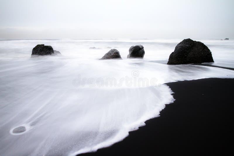 Γραπτή Ισλανδία στοκ φωτογραφία με δικαίωμα ελεύθερης χρήσης