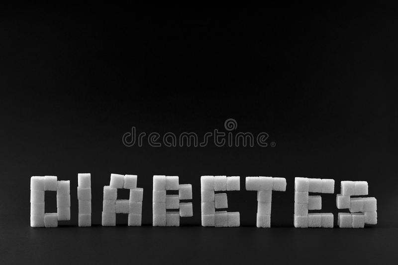 Γραπτός διαβήτης στοκ φωτογραφία με δικαίωμα ελεύθερης χρήσης