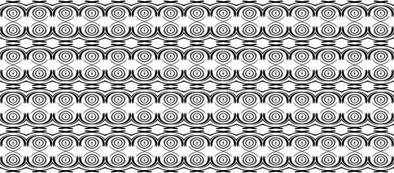 Γραπτό άνευ ραφής σχέδιο της περίληψης elements_ διανυσματική απεικόνιση