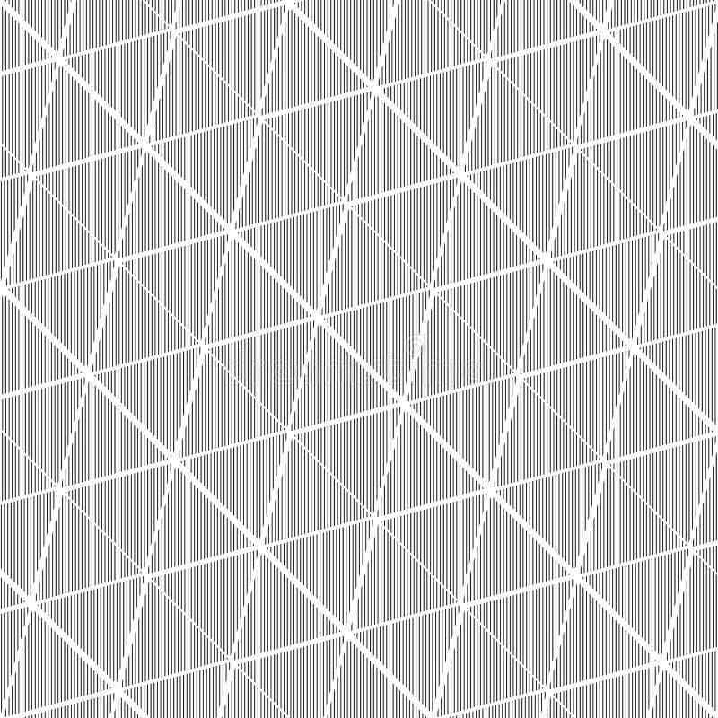 Γραπτό υπόβαθρο σχεδίων τριγώνων γραμμών Abstrct απεικόνιση αποθεμάτων