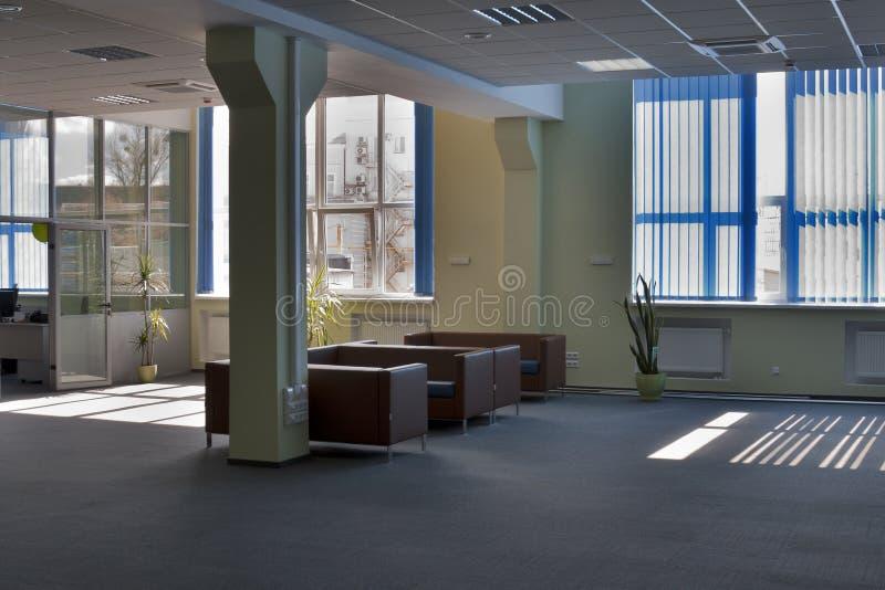 γραφείο αιθουσών στοκ φωτογραφία