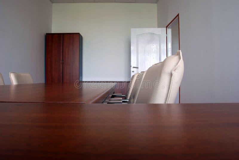 γραφείο γραφείων εδρών στοκ εικόνα