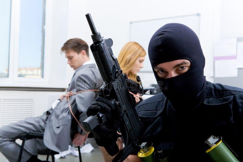γραφείο εγκλήματος στοκ εικόνες με δικαίωμα ελεύθερης χρήσης