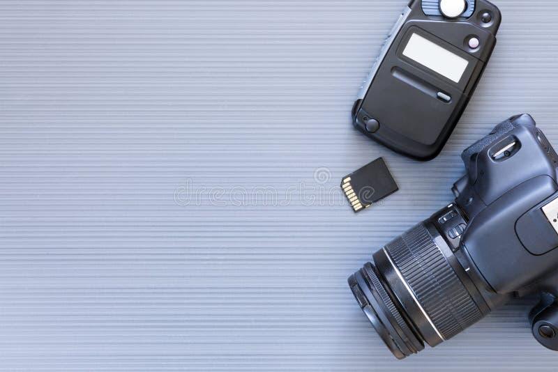 Γραφείο ενός φωτογράφου στοκ φωτογραφίες με δικαίωμα ελεύθερης χρήσης