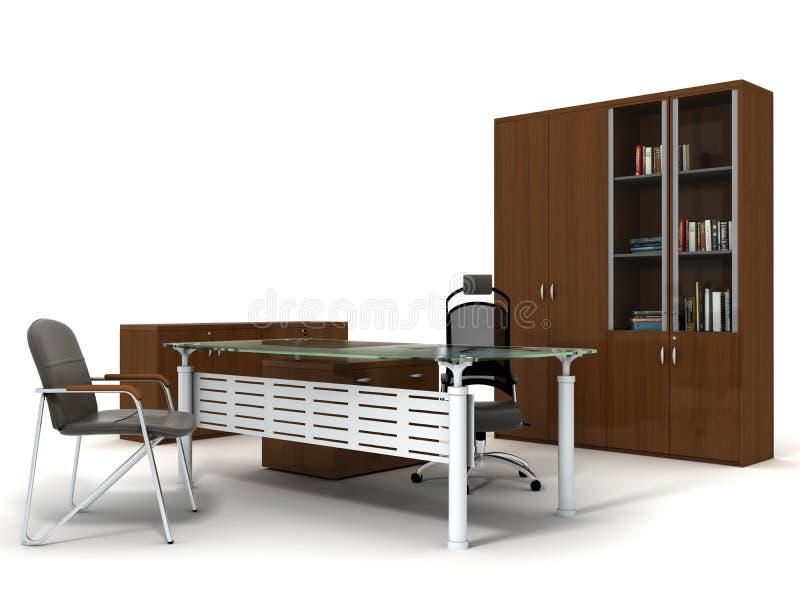γραφείο επίπλων απεικόνιση αποθεμάτων