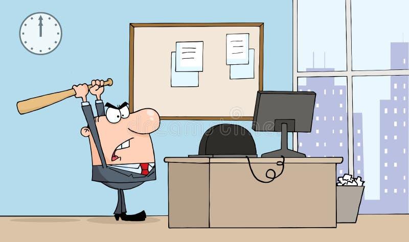 Download γραφείο επιχειρηματιών ρ&omi Διανυσματική απεικόνιση - εικονογραφία από διασκέδαση, συνδετήρας: 17058753