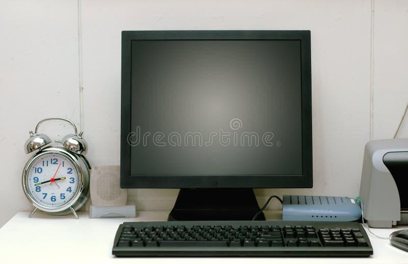 γραφείο μικρό στοκ εικόνα με δικαίωμα ελεύθερης χρήσης