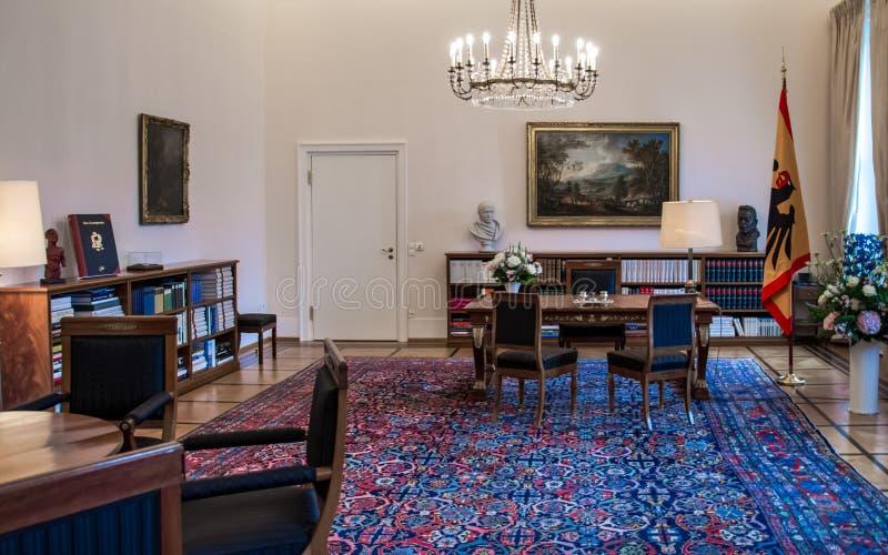Γραφείο του ομοσπονδιακού Προέδρου της Γερμανίας στοκ εικόνες