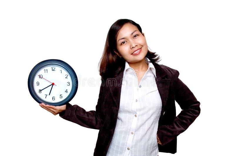 γραφείο ώρας στοκ φωτογραφία με δικαίωμα ελεύθερης χρήσης