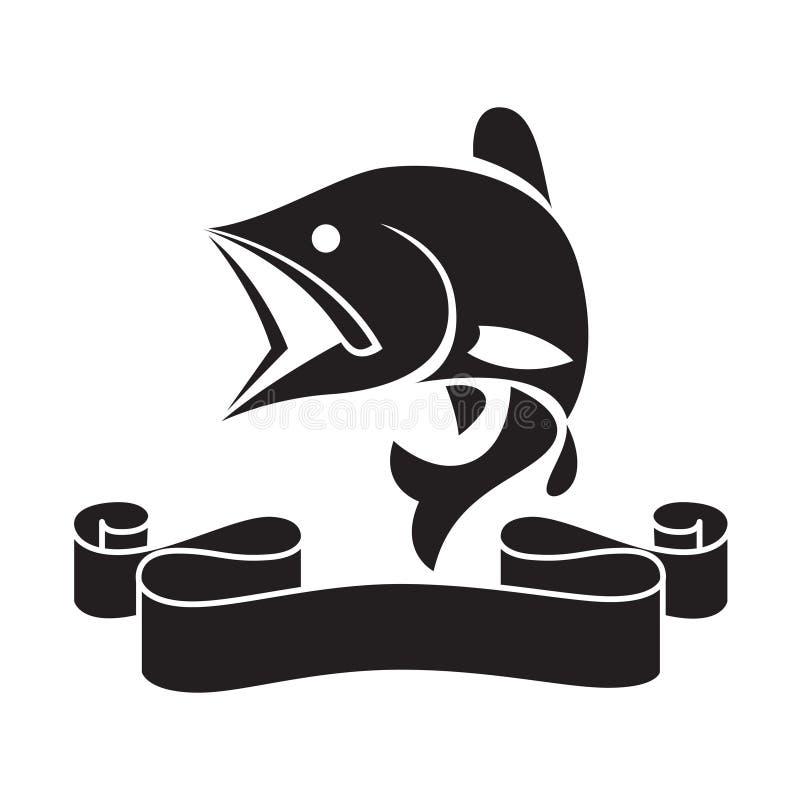 Γραφικά ψάρια, διάνυσμα απεικόνιση αποθεμάτων
