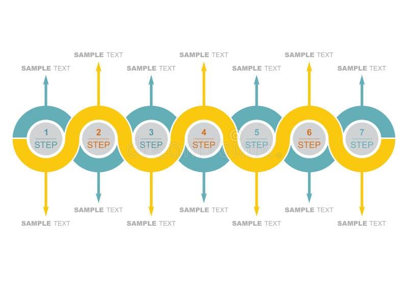 Γραφική παράσταση και διάγραμμα ροής απεικόνιση αποθεμάτων