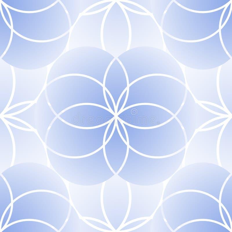 Γραφικό ιερό σχέδιο γεωμετρίας διανυσματική απεικόνιση