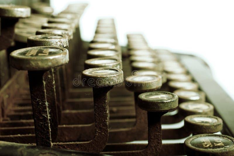 γραφομηχανή στοκ φωτογραφία με δικαίωμα ελεύθερης χρήσης