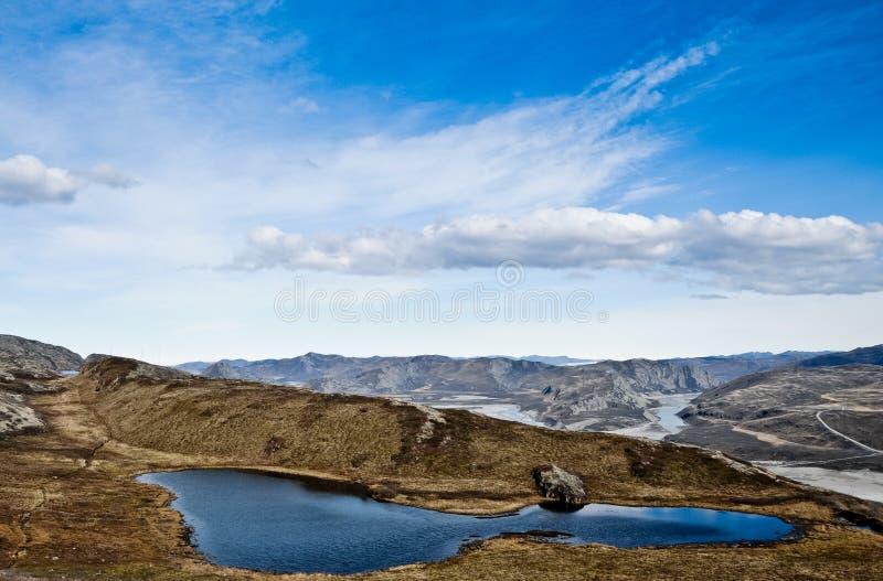 Γροιλανδία kangerlussuaq στοκ εικόνες