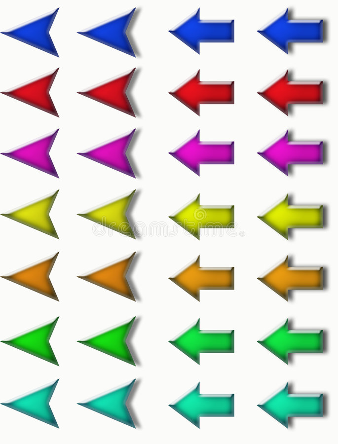 γυαλί βελών απεικόνιση αποθεμάτων