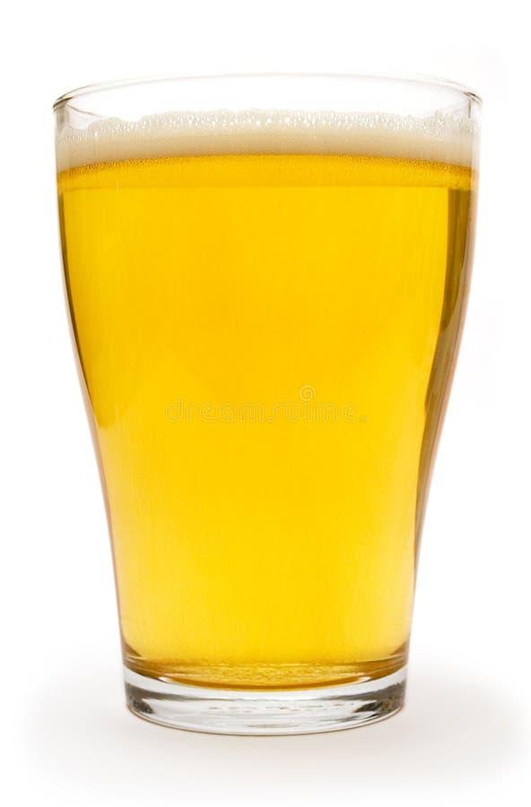 γυαλί μπύρας μικρό Στοκ εικόνα με δικαίωμα ελεύθερης χρήσης