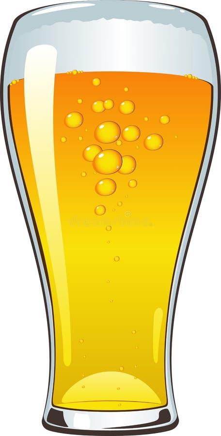 γυαλί μπύρας απεικόνιση αποθεμάτων