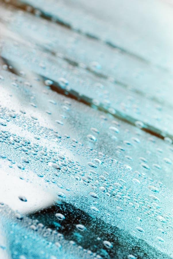 γυαλί 2 σταγονίδιων στοκ φωτογραφίες με δικαίωμα ελεύθερης χρήσης