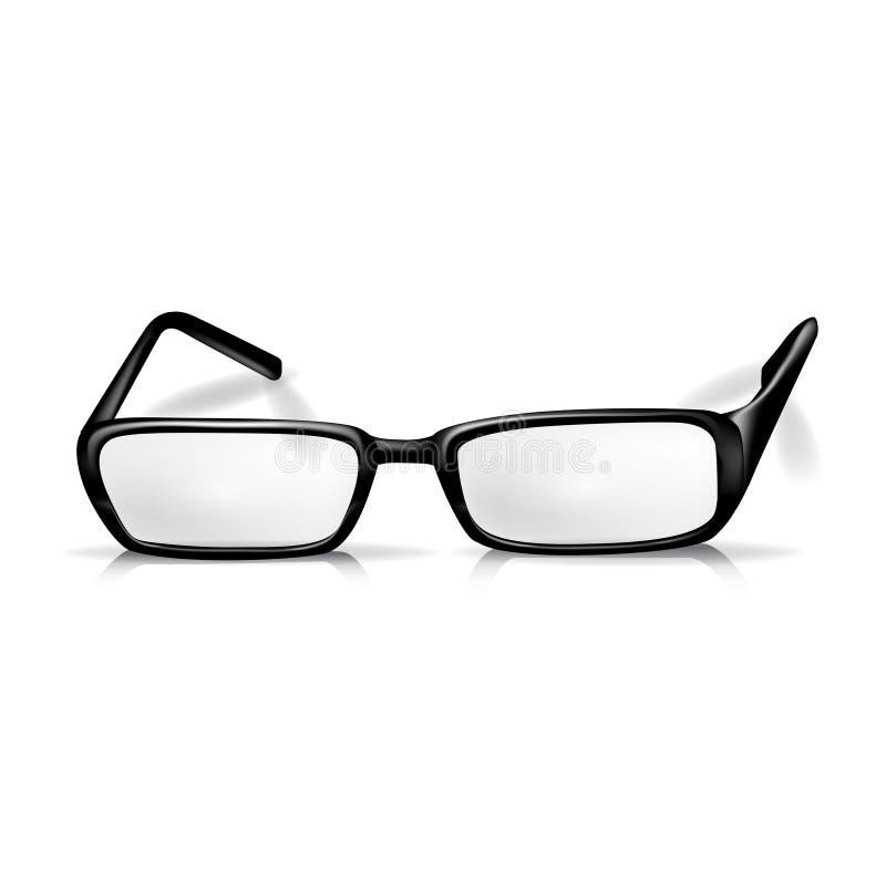 Γυαλιά ανάγνωσης ελεύθερη απεικόνιση δικαιώματος