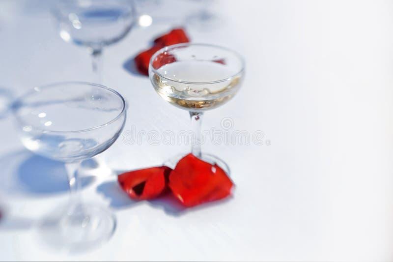 γυαλιά εορτασμού στοκ εικόνα